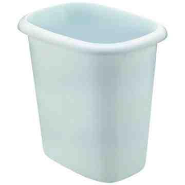 Vanity Wastebasket 5.7L, Case of 6 - 1
