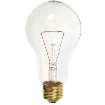 SYLVANIA  Sylvania SUPERSAVER® Incandescent Lamp - 6 per Pack - 1