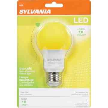 SYLVANIA  Frosted Bug Light LED Bulb - 1