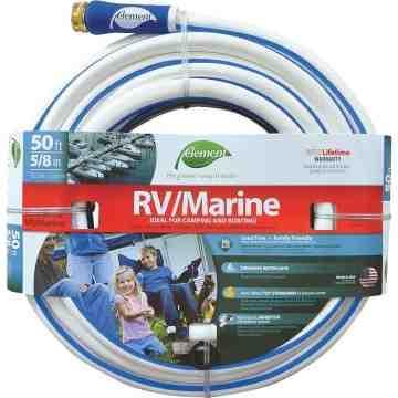 Swan Element™ Marine & RV Water Hoses, 50', 300PSI