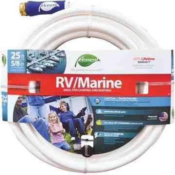 Element™ Marine & RV Water Hoses, 25', 300 PSI