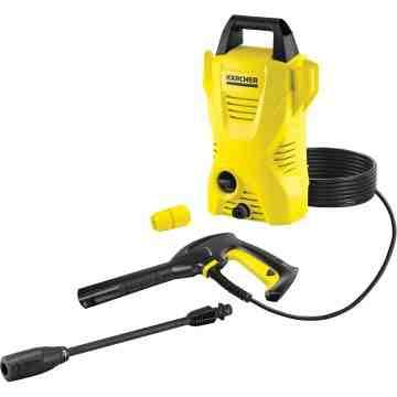 K 2 Compact High Pressure Washer , 1600 PSI
