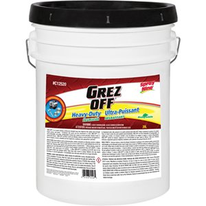 Greez-Off Degreaser, Pail, 20 L