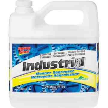 Spray Nine® Industrial Cleaner/Degreaser, 4 L, Jug