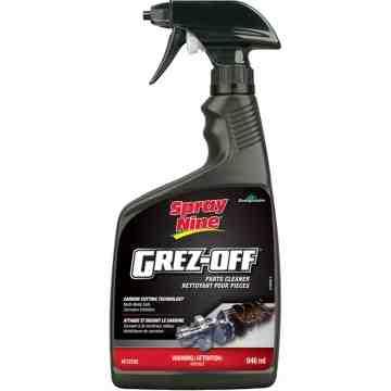 Greez-Off Degreaser, Trigger Bottle, 946 ml