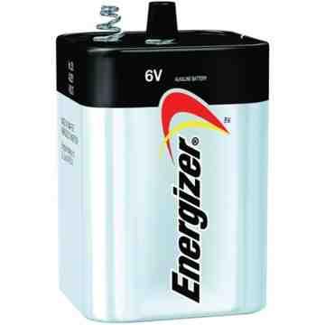 Alkaline Industrial Batteries, 6 V