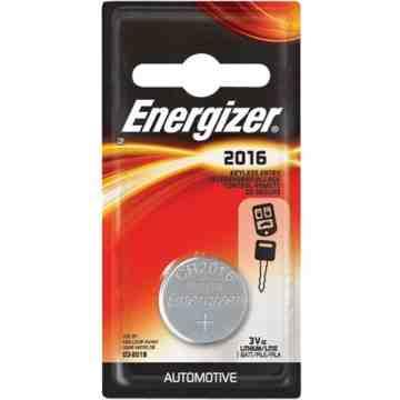 CR2016 - Lithium Batteries, 3 V