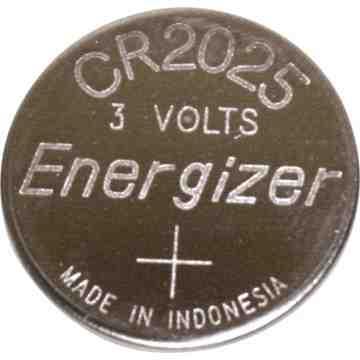CR2025 - Lithium Batteries, 3 V