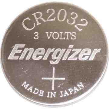CR2032 - Lithium Batteries, 3 V