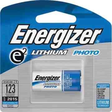 123 - Lithium Batteries