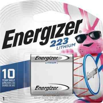 223 - Lithium Batteries