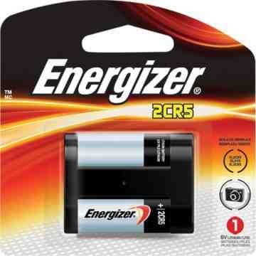 2CR5 - Lithium Batteries