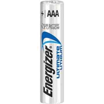 AAA - Lithium Batteries