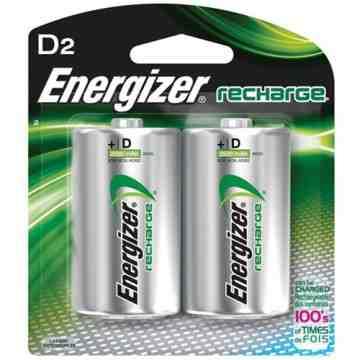 D2 - Rechargeable NiMH Batteries