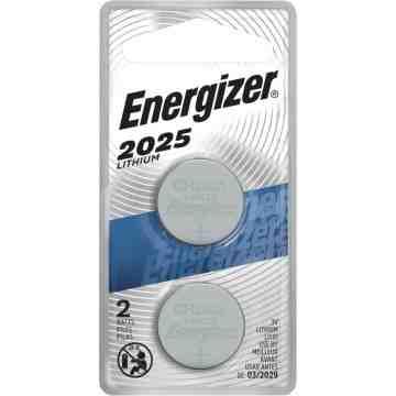 2025 Batteries, 3 V