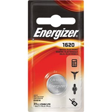 CR1620- Lithium Batteries, 3 V