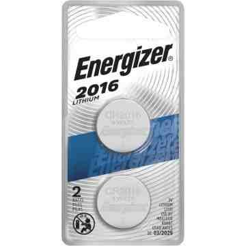 2016 Batteries, 3 V
