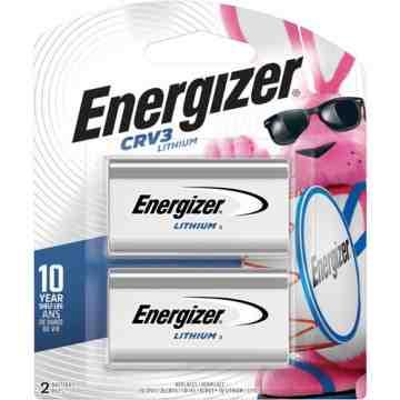 CRV3 Batteries