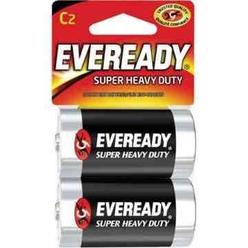 Eveready® Super Heavy-Duty Batteries