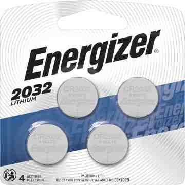 2032 Batteries, 3 V