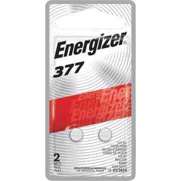 377 Batteries, 1.5 V