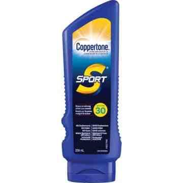Sport® Sunscreen, SPF 30, 259 ml, Lotion