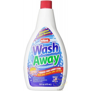 WHINK® Wash Away Stain Remover, Case of 6/473ml - 1