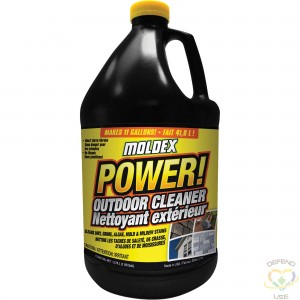 Moldex® Power! Multi-Purpose Concentrated Outdoor Cleaner Size: 3.78 L - 1