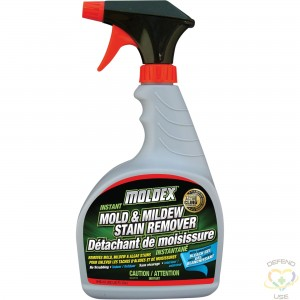 Moldex® Instant Mold & Mildew Stain Remover Size: 946 ml - 1