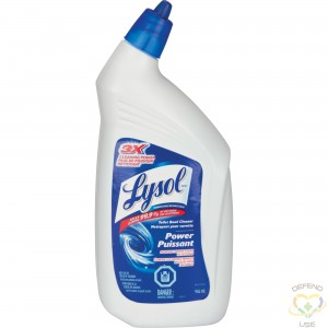Lysol ® Bowl Cleaner Container Size: 946 ml - 1