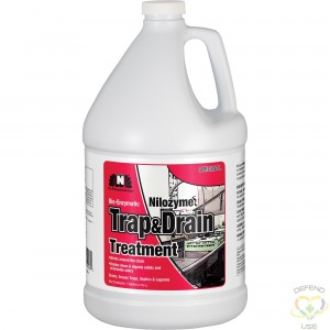 Nilozyme™ Bio-Enzymatic Trap & Drain Cleaner Container Type: Bottle Container Size: 4L