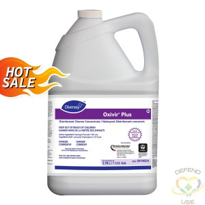 Oxivir - Plus Disinfectant Cleaner Concentrate - 4/3.78L - 5919024