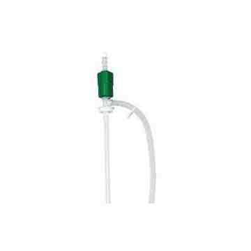 """Siphon-2"""" Pump ISP Adaptor(12/pk), Natural/Green - 1"""