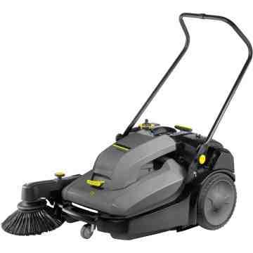 "Radius™ 280 Deluxe KM 70/30 C BP ADV Walk-Behind Sweeper, Automatic, 19"" Sweeping Width - 1"