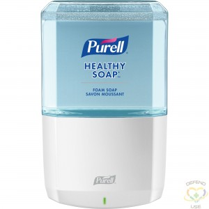 PURELL  ES8 Soap Dispenser Capacity: 1200 ml Style: Touchless Format: Cartridge Refill Colour: White - 1