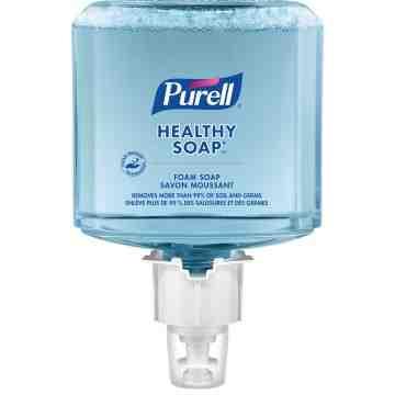 PURELL  CRT Healthy Soap™ High Performance Handwash, Foam, 1.2 L, Unscented, Qty/Case: 2 Refills - 1