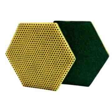 """Scotch-Brite Dual Purpose Scour Pad 96HEX (5.8x5"""")"""