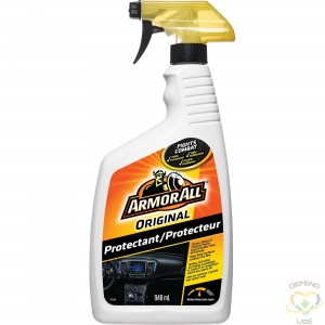 ARMOR ALL  Original Vehicle Protectant Format: 946 ml - 1