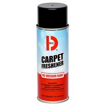 Carpet Freshener Neutral Aerosol 14oz 12/pk