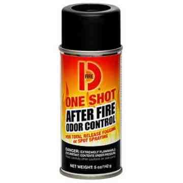 Fire D One-Shot After Fire Odor Control 5oz 12/pk