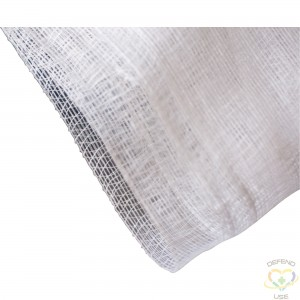 Cheesecloth 100 Yards, Cotton, White, 7 lbs. Material: Cotton Colour: White Weight: 7 lbs. - 1