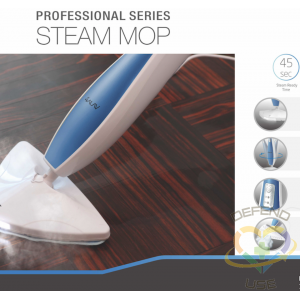 Sanitizing Steam Mop with LED - 2