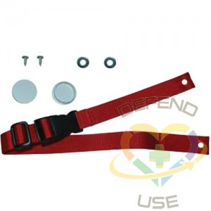 RUBBERMAID SPECIALMADE, Baby Changing Table Safety Strap Kit