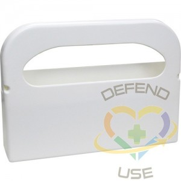 HOSPECO, Health Gards Half-Fold Toilet Seat Cover Dispenser
