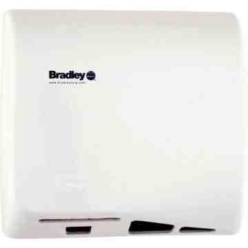 BRADLEY, Aerix™ Variable Speed Warm Air Hand Dryers