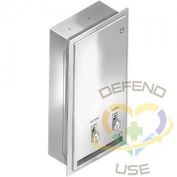 BRADLEY, Sanitary Hygiene Dispensers