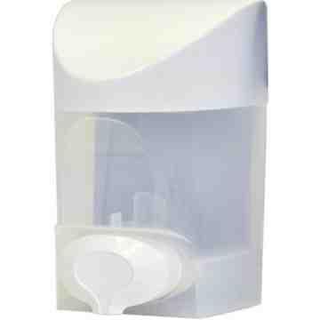 DUSTBANE, Open Top Lotion Soap Dispenser, Capacity: 800 ml