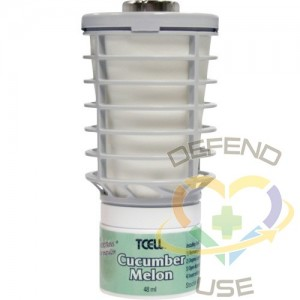 RUBBERMAID, TCell™ Refill, Cucumber Melon, Cartridge