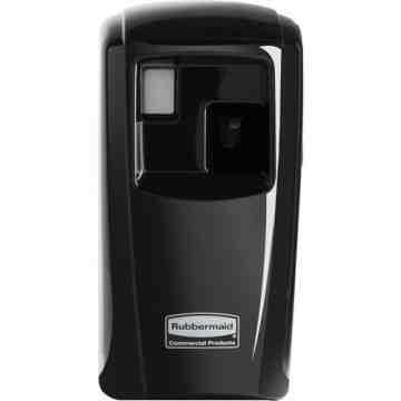 RUBBERMAID, Microburst 3000 LCD Dispenser, Colour: Black
