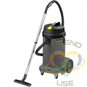 Karcher Professional, Recover 12™ NT 48/1 Vacuum Cleaner, Wet-Dry, 1.8 HP, 13 US Gal. (49.2104 Litres) Each